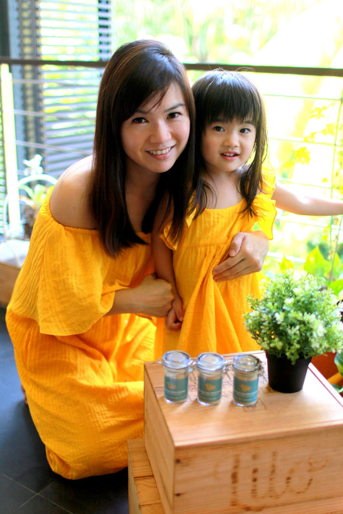 Wommom Un-Covered:  Interview with the Queen of Umami Powders, Lily from Lilo