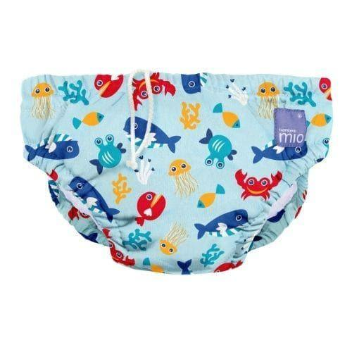 Bambino Mio Swim Pants - Deep Sea Blue - WOWMOM