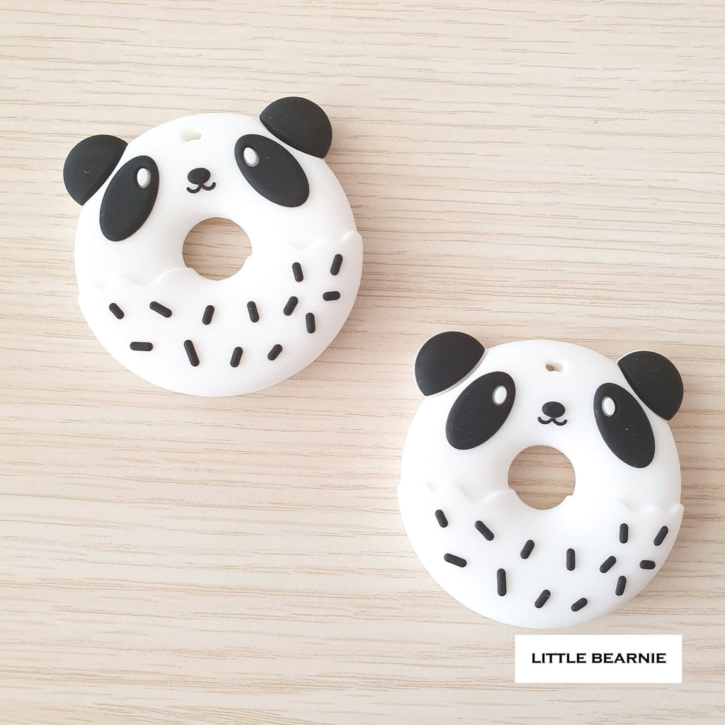 Panda Donut Teether - WOWMOM