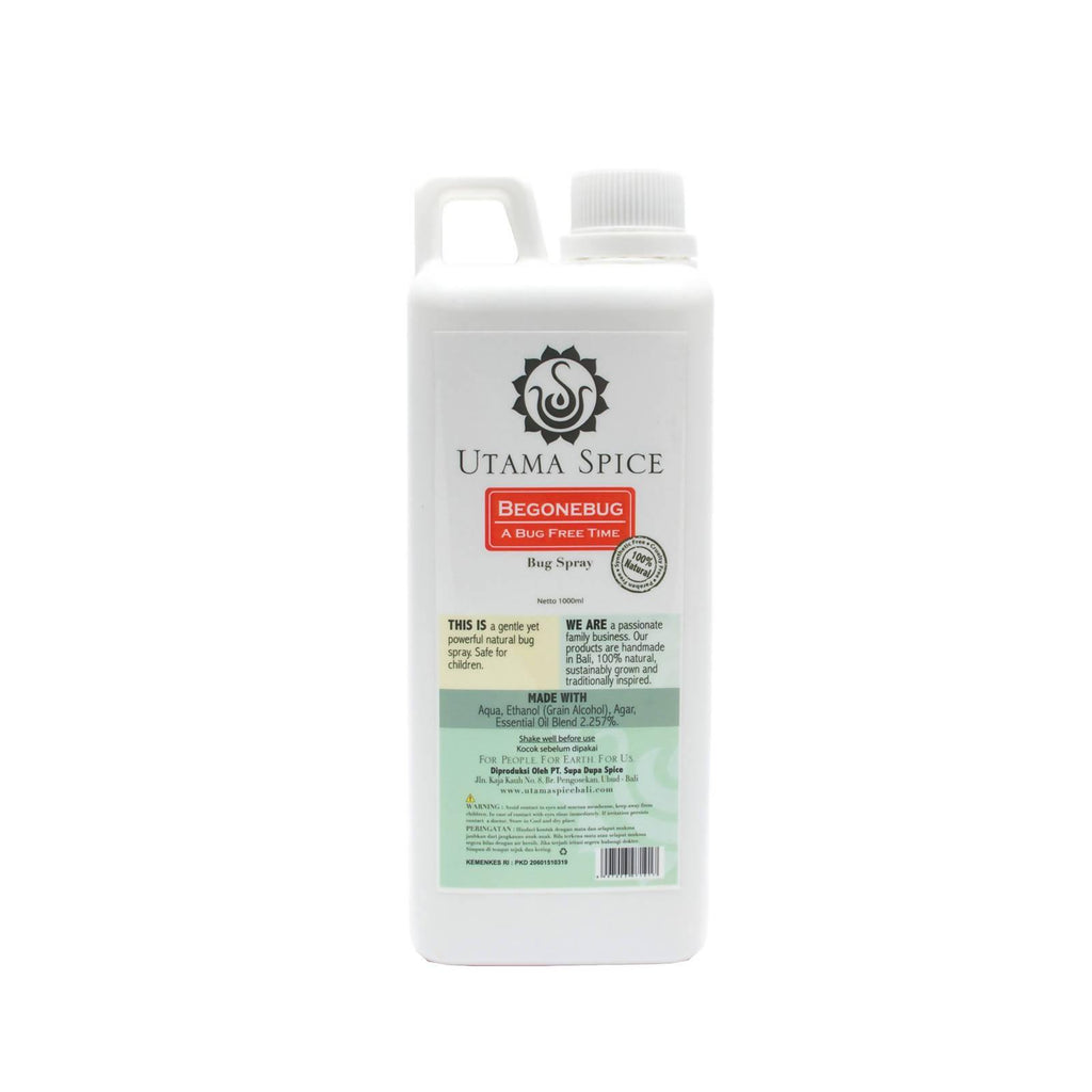Begone Bug Spray (Natural Mosquito Repellent) - WOWMOM