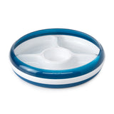 Divided Plate with Removable Ring - WOWMOM