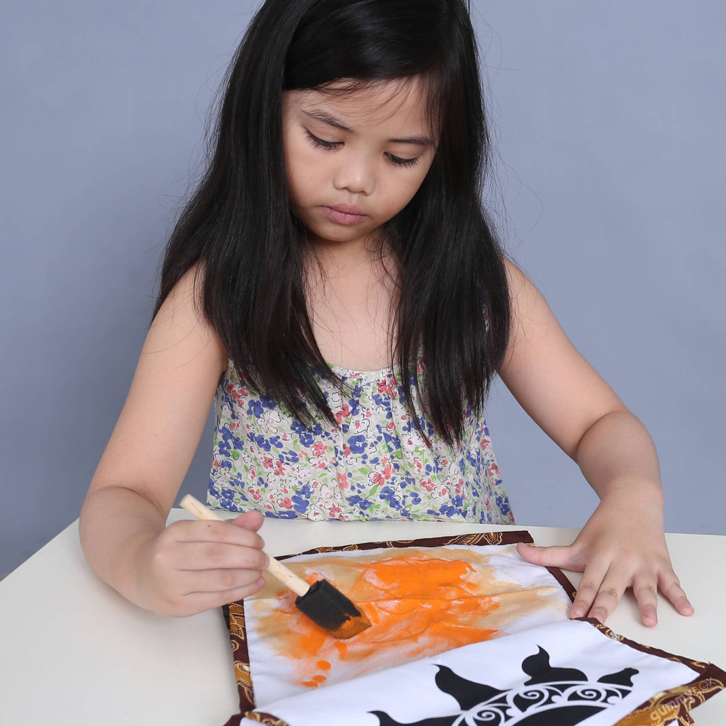 Mini Box: Batik Art - WOWMOM