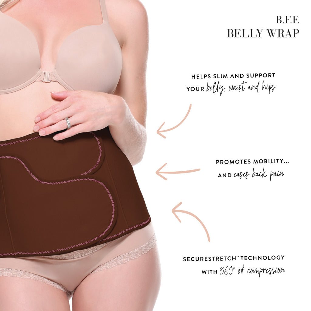 Belly Bandit B.F.F. Belly Wrap