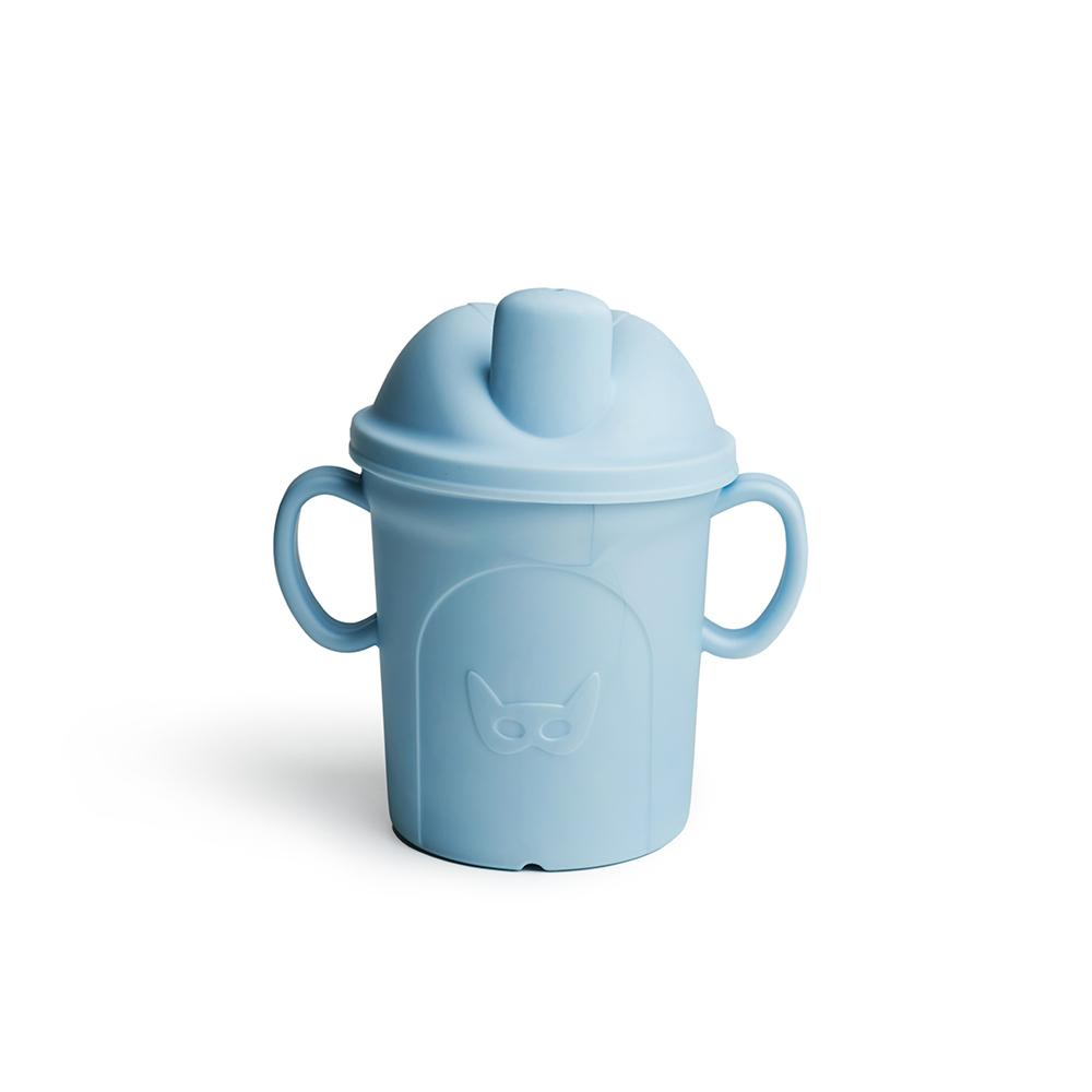 Herobility Eco Sippy Cup - Blue - WOWMOM