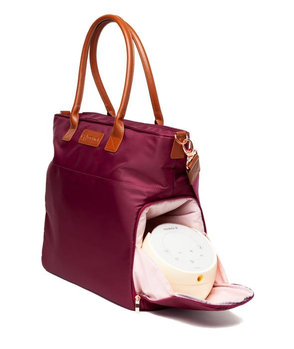 Sarah Wells Breast Pump Bag (Abby Berry) - WOWMOM
