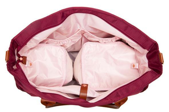 Sarah Wells Breast Pump Bag (Abby Berry)