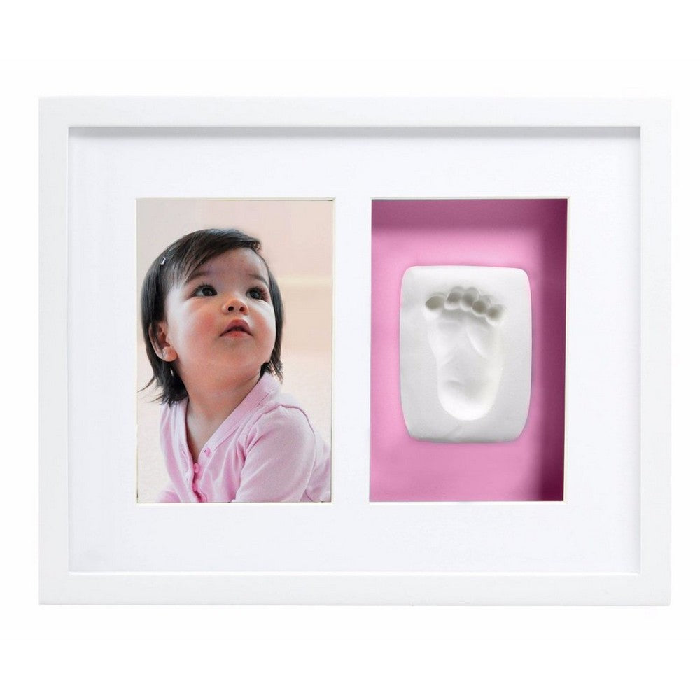 Wall Frame - White (w/Closed Box) (1)