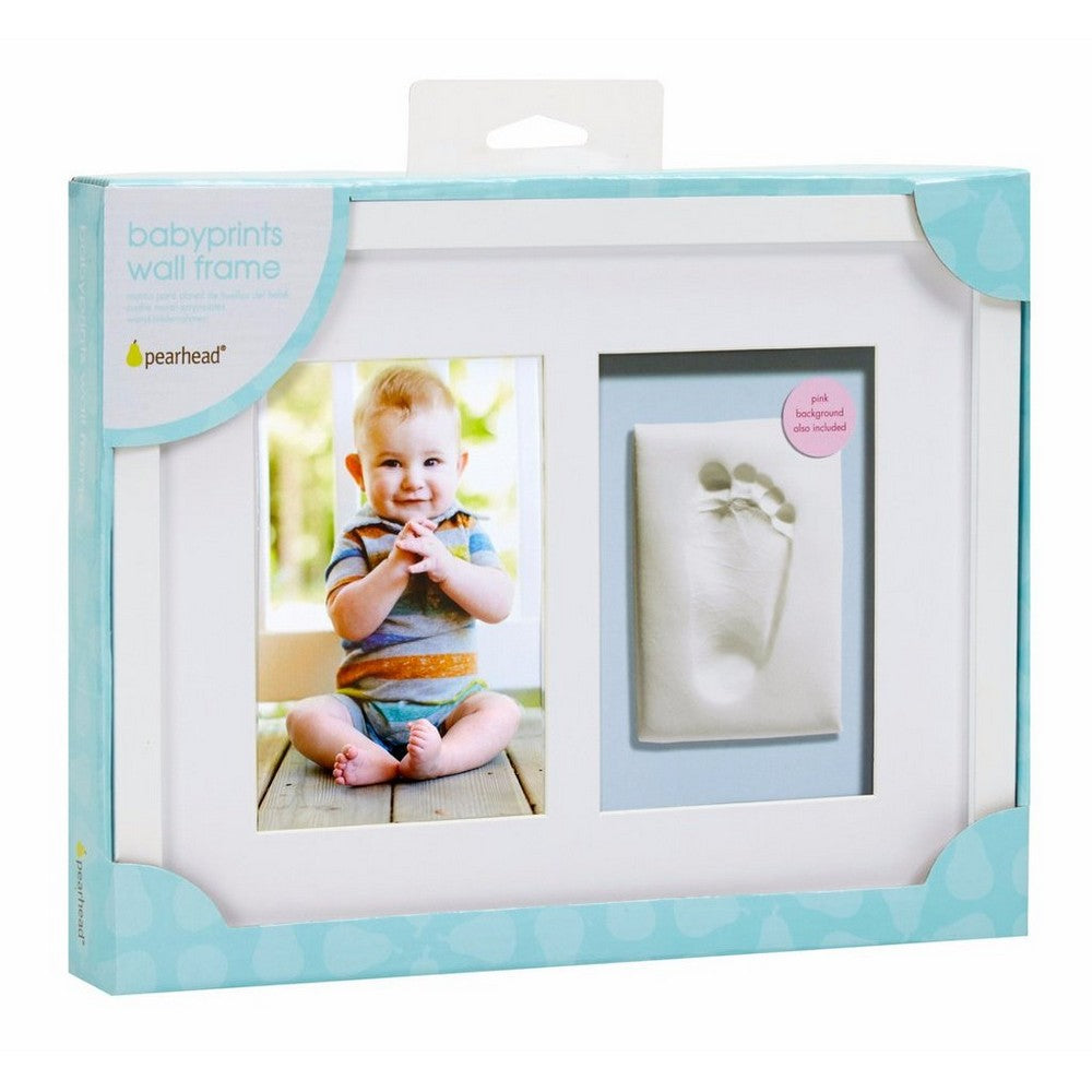 Wall Frame - White (w/Closed Box) (2)
