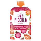 Piccolo Sweet Potato, Beetroot, Apple & Pear (Stage 1 - 100g )