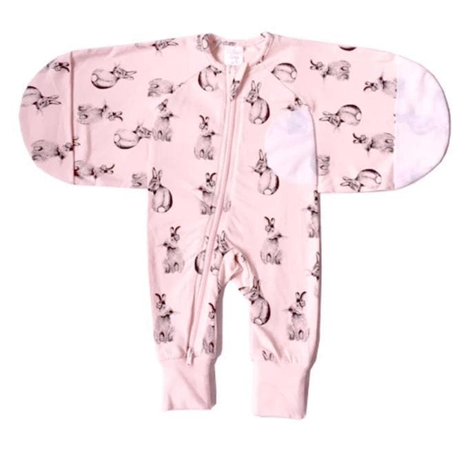 Sketch Bunny 1.0 TOG Swaddle Suit - Small - WOWMOM