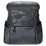 Skip Hop Paxwell Easy-Access Diaper Backpack - Black Camo