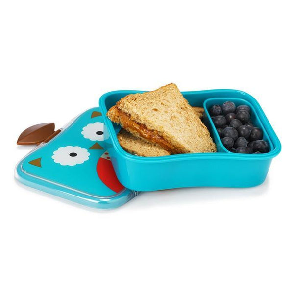 Skip Hop Zoo Lunch Kit - Owl - WOWMOM