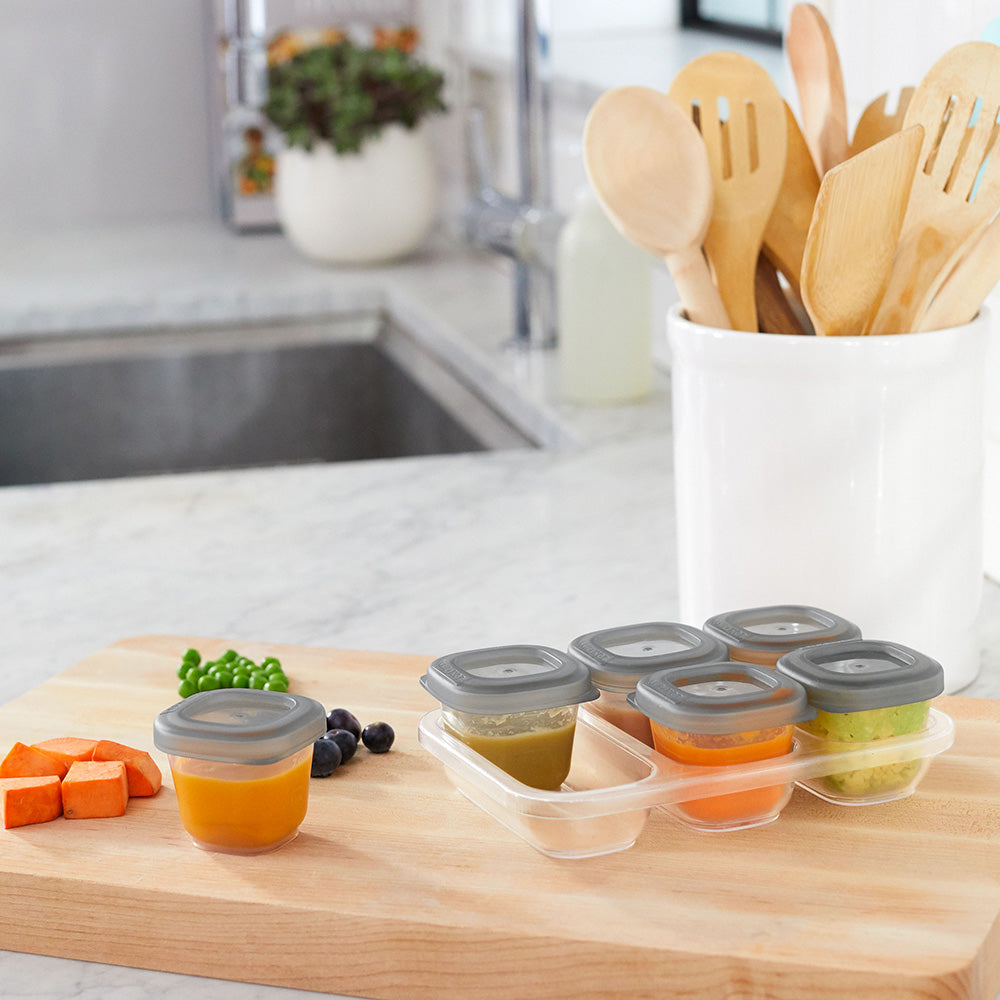 Skip Hop Easy-Store Sliding Tray - Grey (4)