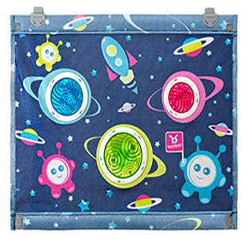 Bubble Dreams Sunshade Square w/Hanger