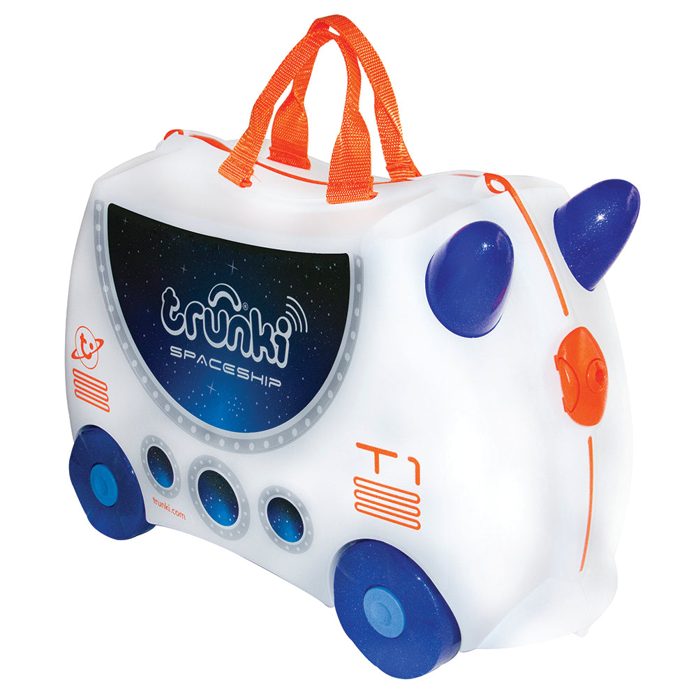 Trunki Suitcase - Skype Hero Spaceship