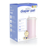Ubbi Diaper Pail - Light Pink (2)