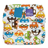 Bambino Mio - Traffic Jam Miosolo All in One Reusable Nappy