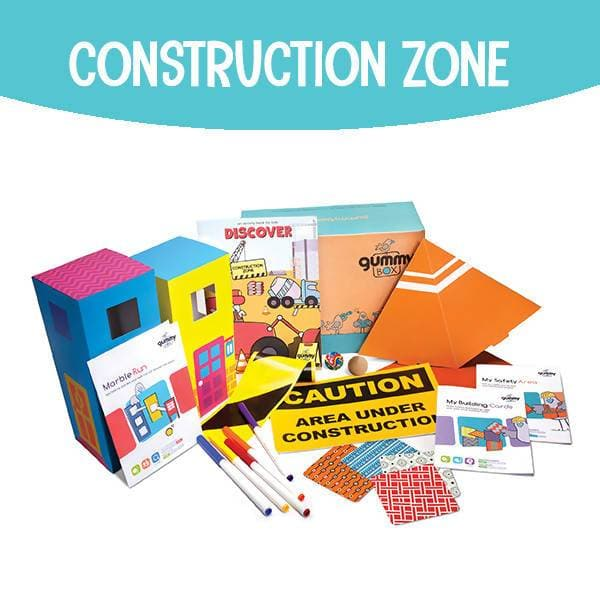 Standard Box: Construction Zone - WOWMOM