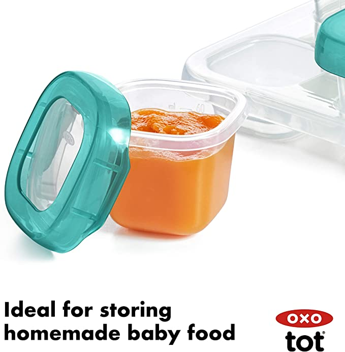 OXO Tot Baby Blocks Freezer™ Storage Containers - 2 Oz
