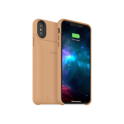 Mophie Funda Bateria Juice Pack Access iPhone XS Max Gold