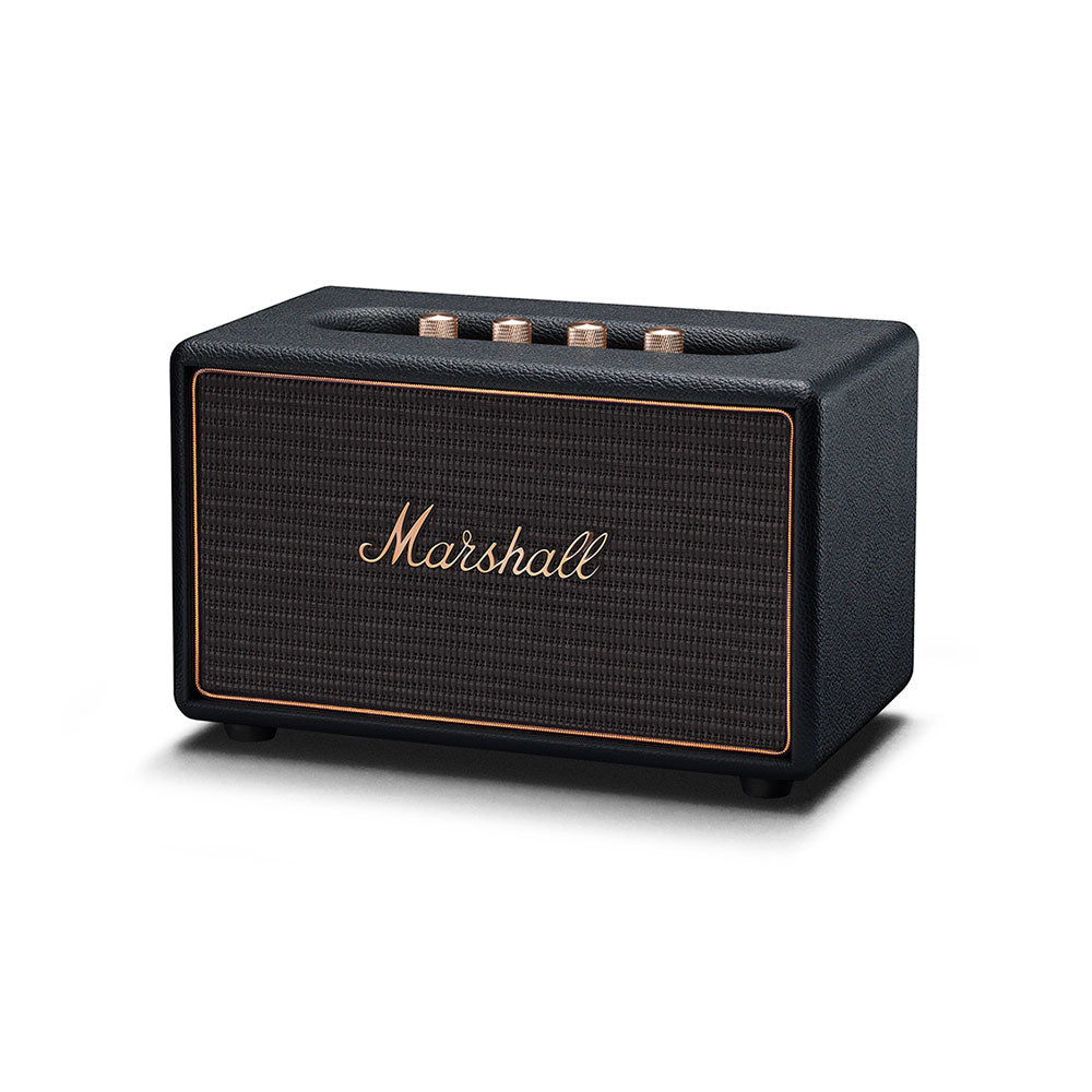 Parlante Marshall Wi-Fi Acton Multi-Room negro