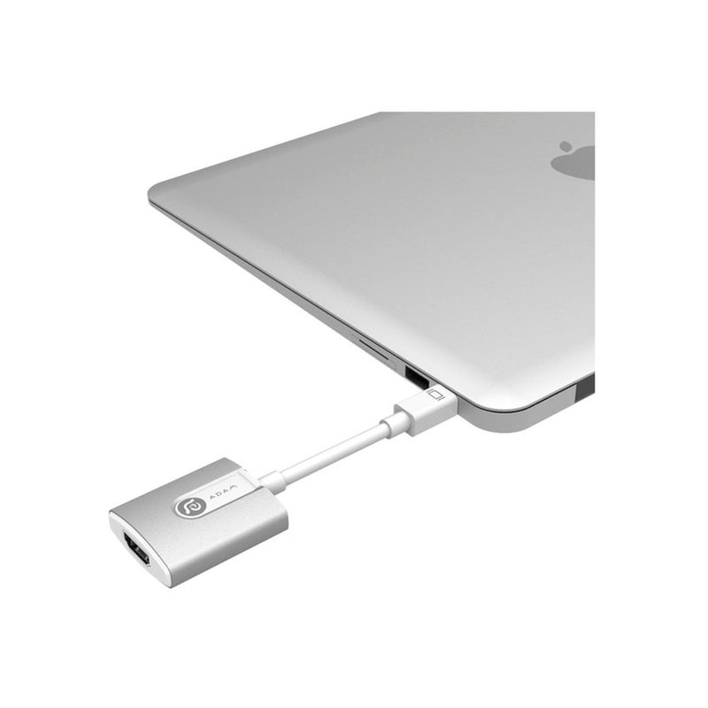 Adam Elements Adaptador  Mini DisplayPort a HDMI 4K...