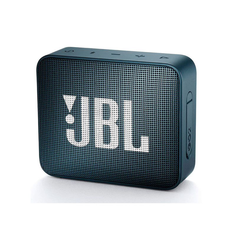 Jbl Go 2  Nuevo Parlante Navy Bluetooth Waterproof