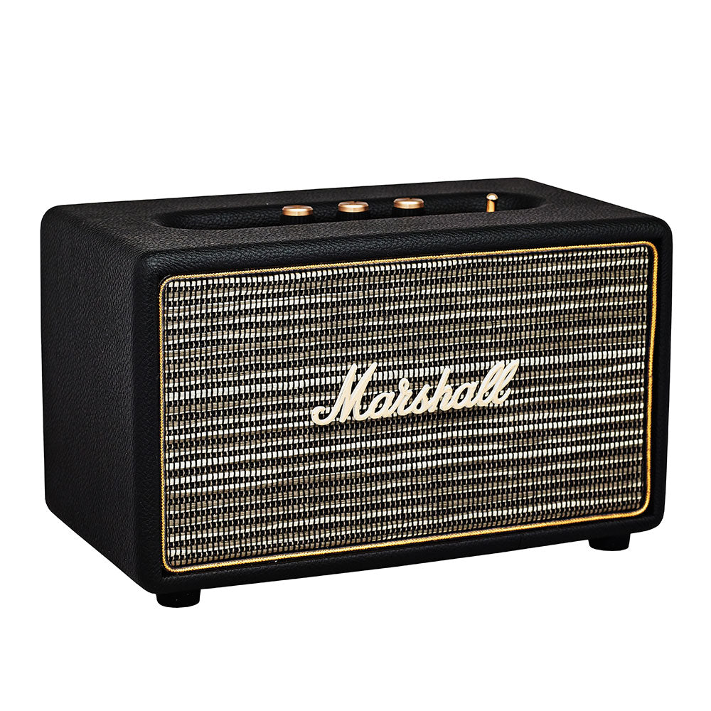 Parlante Marshall Bluetooth Acton Negro
