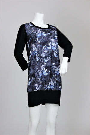 Thyme - Floral Tunic - M