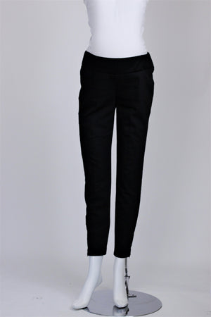 Isabella Oliver - Under Belly Straight Leg Dress Pants - 6