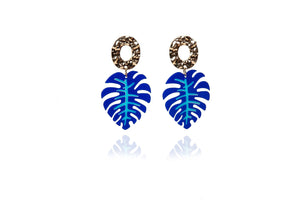 Atlantis The Palm Earring - piqinita