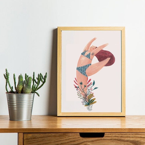 BLOOMING DANCER