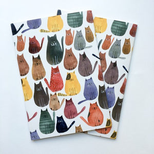 KITTIES NOTEBOOK