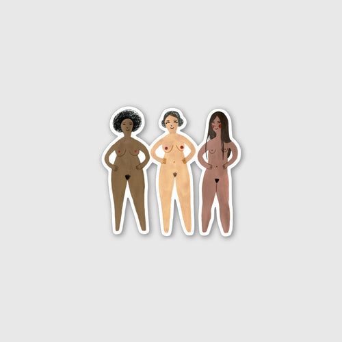 PROUD BODIES STICKER