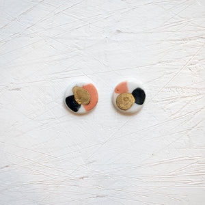 PORCELAIN EARRINGS #22