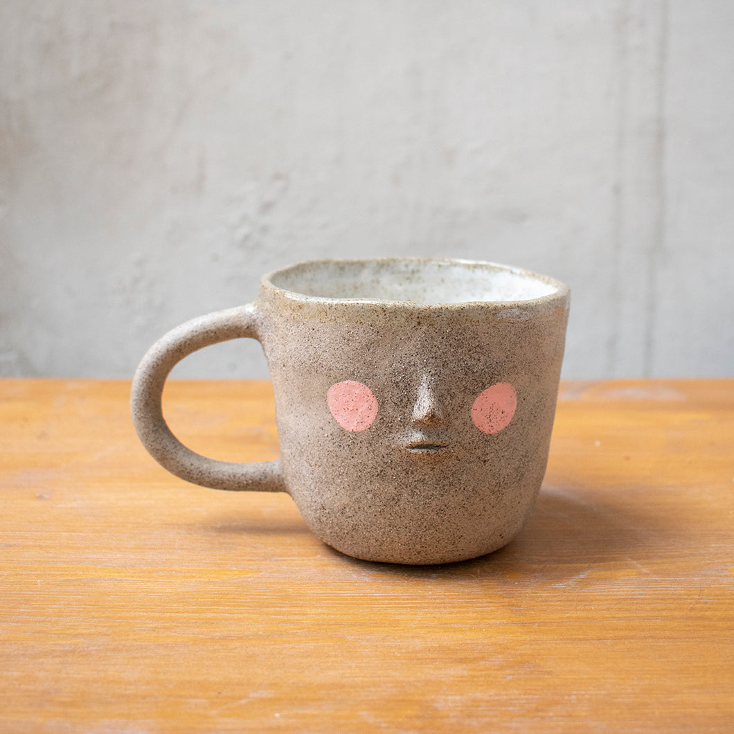 WONKY HEATHER MUG