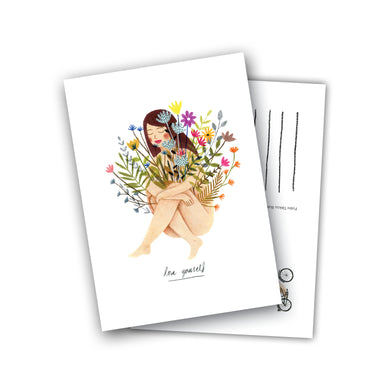 LOVE YOURSELF POSTCARD
