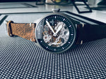 Alpha Skeleton watch - ALPHA EUROPE