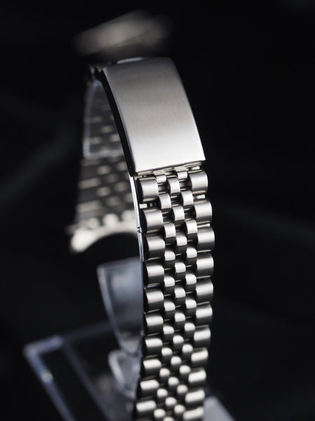 Jubilee stainless steel bracelet 20mm - ALPHA EUROPE