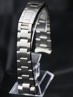 Oyster stainless steel bracelet 20mm - ALPHA EUROPE