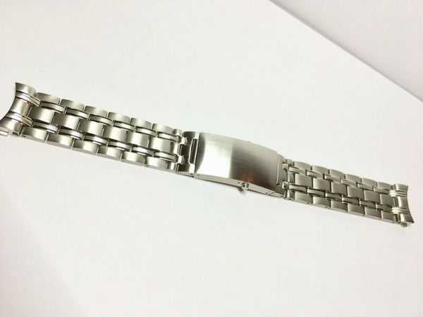 Seamaster style stainless steel bracelet 20mm - ALPHA EUROPE