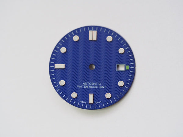 Seamaster dial for ETA 2824 movement 30.5mm