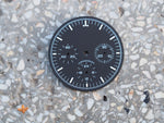 Speedmaster dial for Seagull ST1903 movement 32.5mm - ALPHA EUROPE