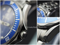 Alpha Seamaster automatic watch - ALPHA EUROPE