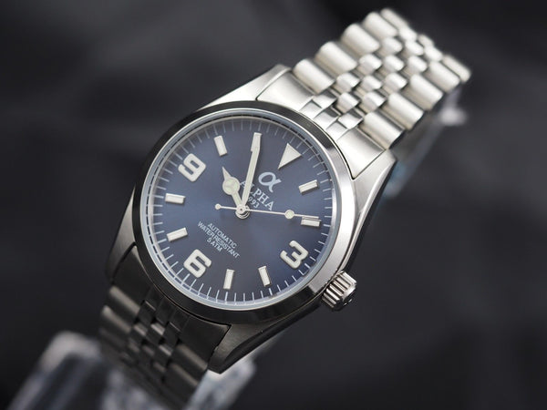 Alpha Explorer automatic watch - ALPHA EUROPE