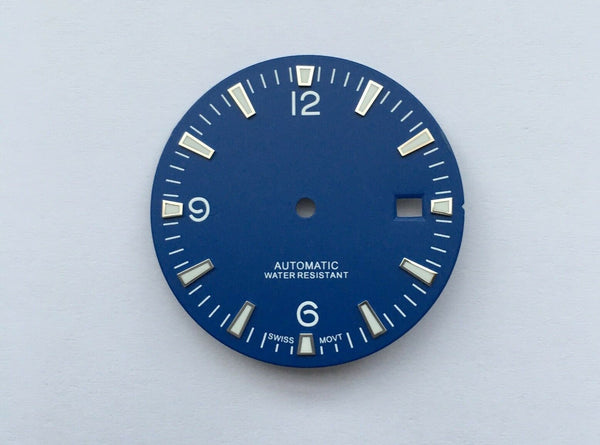 Planet Ocean dial for ETA 2824 movement 31mm - ALPHA EUROPE