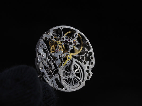 Seagull TY2723 mechanical automatic skeleton movement - ALPHA EUROPE