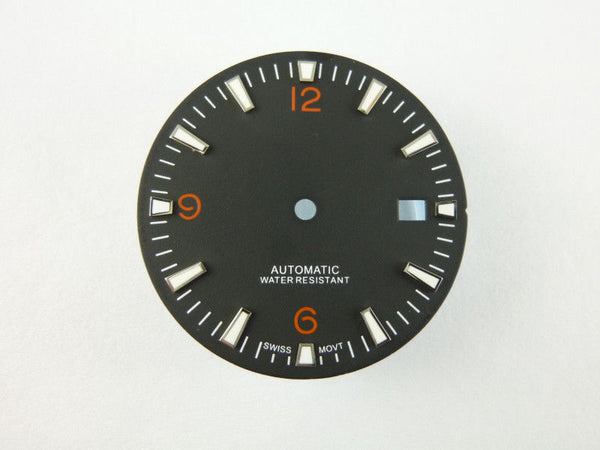 Planet Ocean dial for ETA 2824 movement 31mm