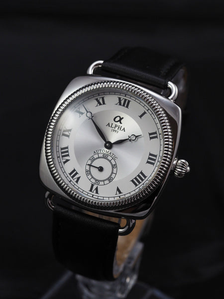 Alpha 1926's vintage automatic watch - ALPHA EUROPE