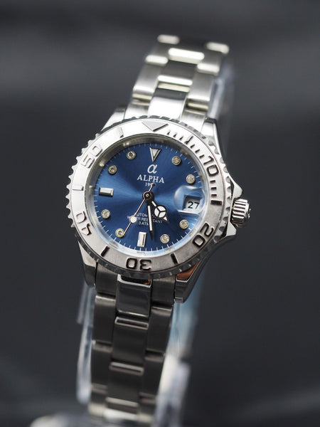 Alpha Yachtmaster ladies watch - ALPHA EUROPE